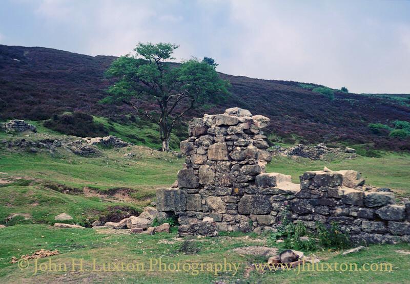 Birch Tor and Vitifer Tin Mine, Dartmoor, Devon - August 1977