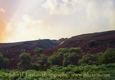 Birch Tor and Vitifer Tin Mine, Dartmoor, Devon - August 1977