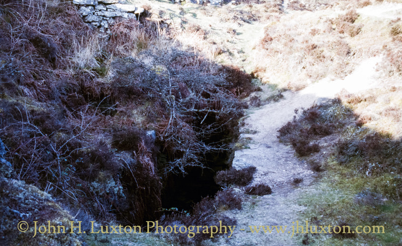Birch Tor and Vitifer Tin Mine, Dartmoor, Devon - April 14, 1988