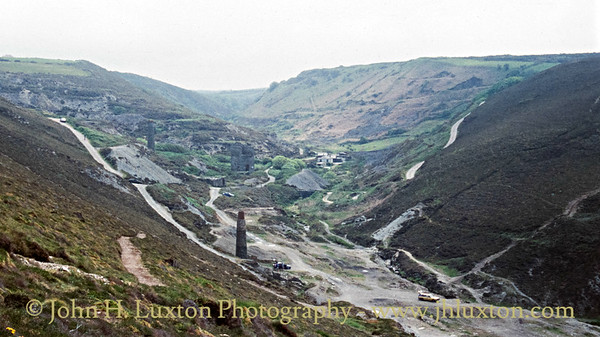 Blue Hills Mine, Cornwall - May 30, 1990