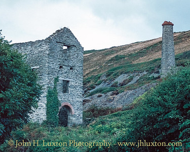 Blue Hills Mine, Cornwall - September 12, 1981