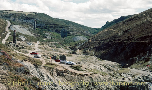 Blue Hills Mine, Cornwall - September 02, 1989