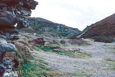 Blue Hills Mine, Cornwall - September 12, 1981