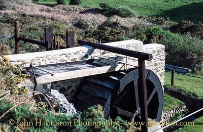 Blue Hills Mine, Cornwall - June 1996