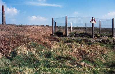 Bosorne & Ballowal United / Bellan Mine, Cornwall - April 04, 1989