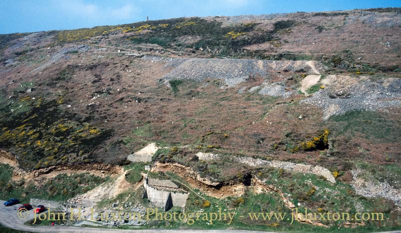 Bosorne & Ballowal United / Bellan Mine, Cornwall - April 04, 1989