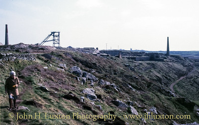 Botallack Mine, Cornwall - April 07, 1988