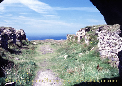 Botallack Mine, Cornwall - August 16, 1988