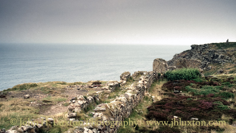 Botallack Mine, Cornwall - August 17, 1987