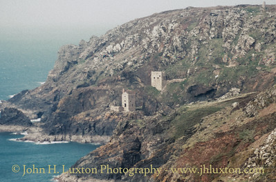 Botallack Mine, Cornwall - April 07, 1988