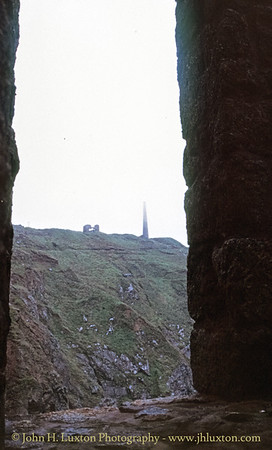 Botallack Mine, Cornwall - August 21, 1988