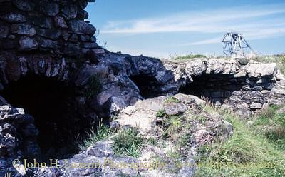 Botallack Mine, Cornwall - August 16, 1988