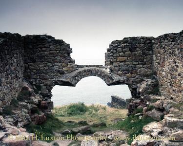 Botallack Mine, Cornwall - August 17, 1987