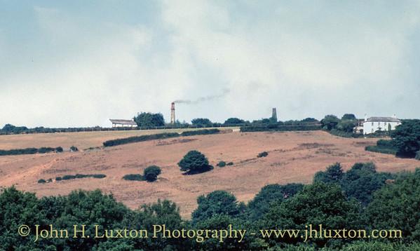 Wheal Arthur (Tamar Valley) Cornwall - August 20, 1988