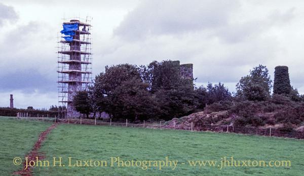 Wheal Edward (Tamar Valley) Cornwall - August 20, 1988