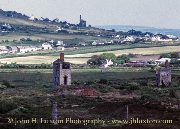 Wheal Uny, Cornwall - May 30 1989