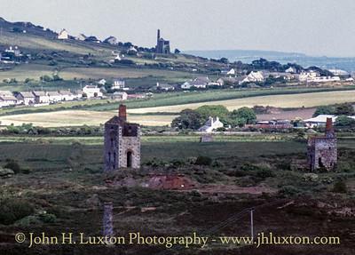 Wheal Uny, Cornwall - May 30 1989