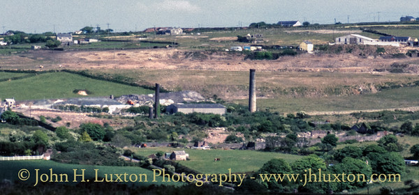 Sleggan Smelting Mill, Cornwall