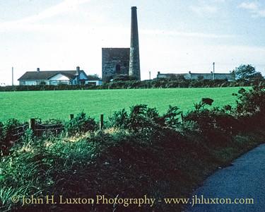 North Treskebby Mine, Cornwall - September17, 1980