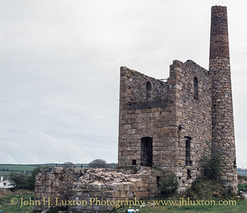 Wheal Grenville Mine, Cornwall - May 19, 1986