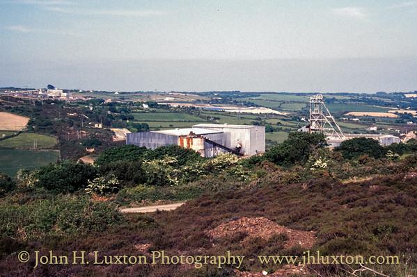 Mount Wellington Mine, Cornwall - May 29, 1989
