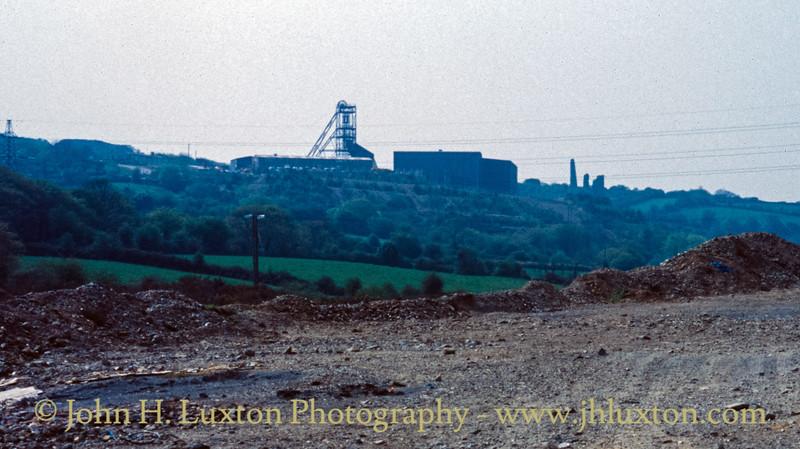 Mount Wellington Mine, Cornwall - May 19, 1985