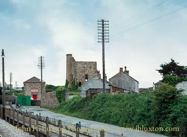 Dolcoath Mine, Cornwall - June 30, 1979
