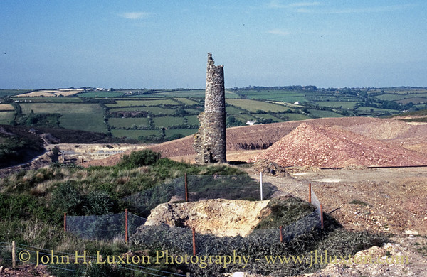 Consolidated Mines, Cornwall - May 28, 1989