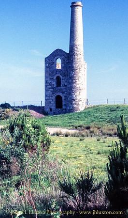 Gwennap United Mine, Cornwall - May 28, 1989