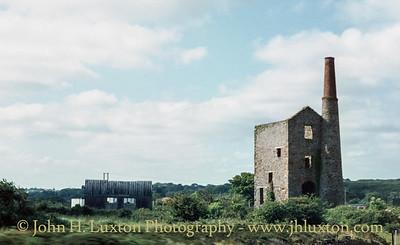 Hallenbeagle Mine, Cornwall - June 30, 1979