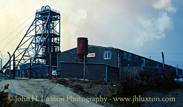 Mount Wellington Mine, Cornwall - May 19, 1985