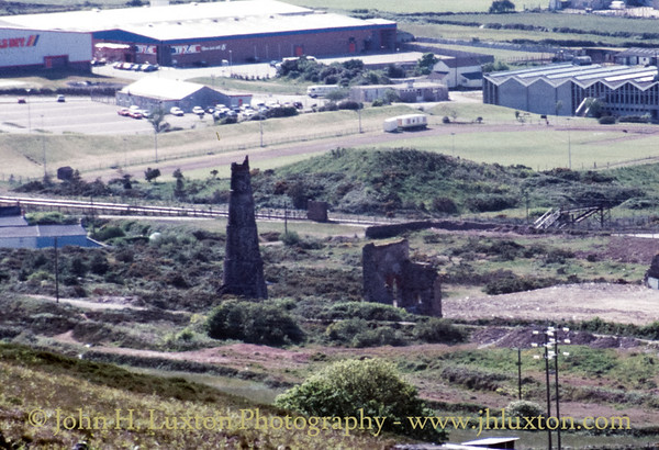 Carn Brea Mines, Cornwall - May 30, 1989