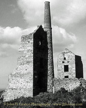 Carn Galver Mine, Cornwall - 1960s