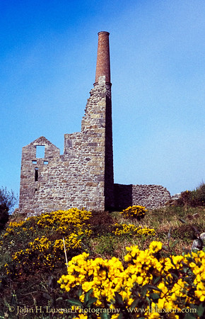 Carn Galver Mine, Cornwall - June 1996