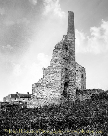 Carn Galver Mine - May 17, 1981