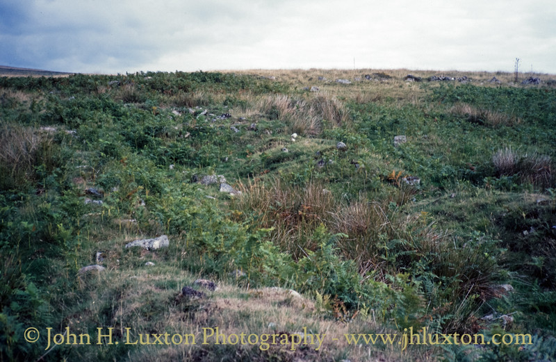 Merrivale, Dartmoor, Devon - September 03, 1989