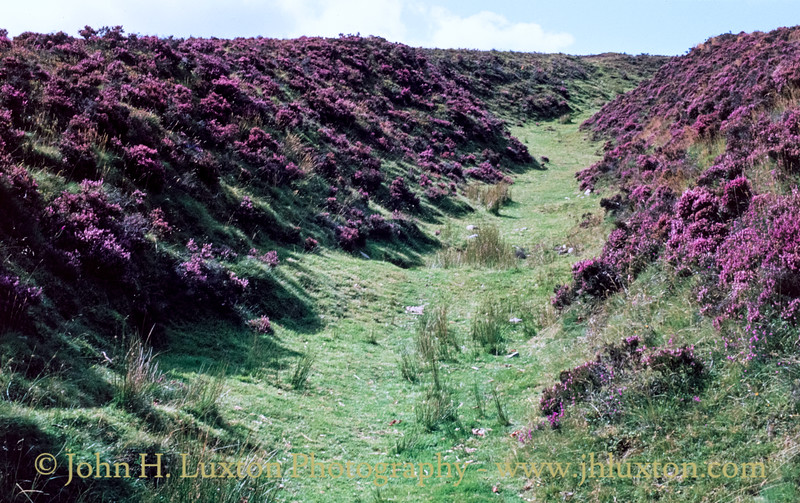 Bush  Down Mine, Dartmoor, Devon - September 02, 1982