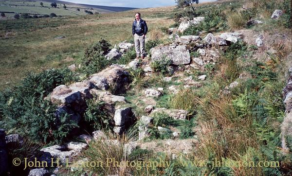Merrivale, Dartmoor, Devon - September 03, 1989