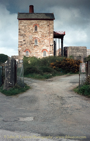 East Pool and Agar Mine (EPAL), Cornwall - May 18, 1986