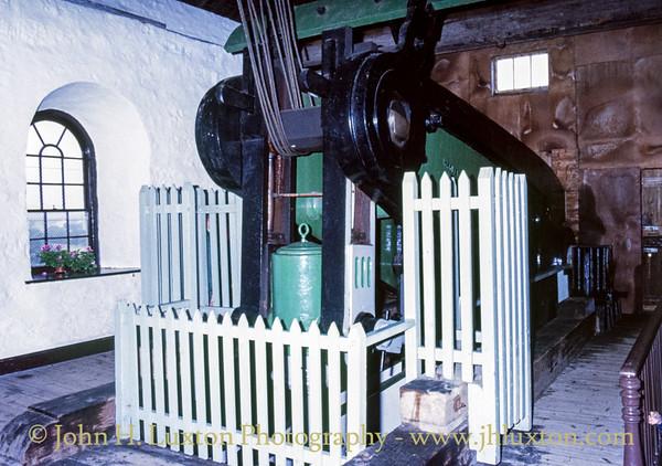 East Pool and Agar Mine (EPAL), Cornwall - August 18, 1988