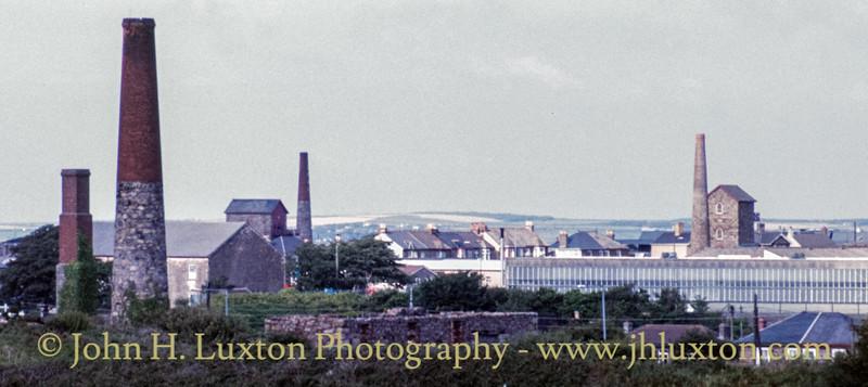 East Pool and Agar Mine (EPAL), Cornwall - August 16, 1988