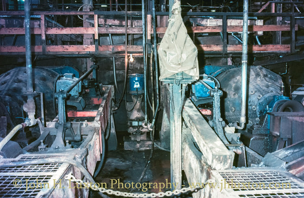 Geevor Mine, Cornwall - May 20, 1985