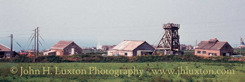 Geevor Mine, Cornwall - July 12, 1979
