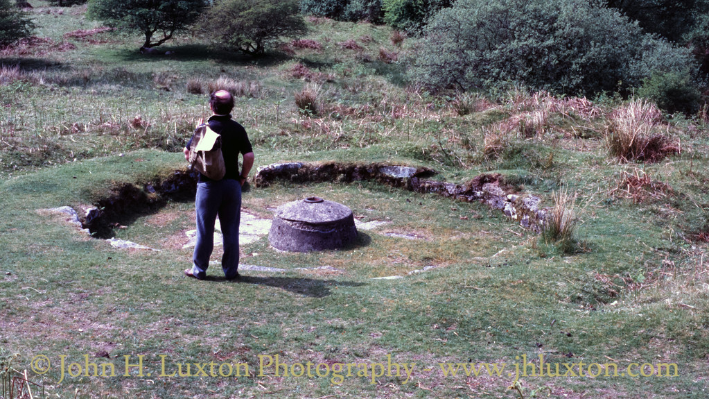 Golden Dagger Tin Mine, Dartmoor, Devon - May 27, 1991