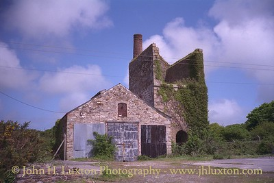 Great Wheal Busy Mine, May 1998