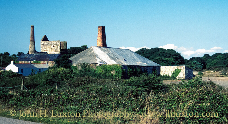 Great Wheal Busy, Cornwall - August 03, 1989