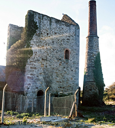 Great Wheal Busy, Cornwall - October 24, 1989