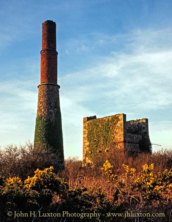Great Work Mine, Cornwall - April 06, 1995
