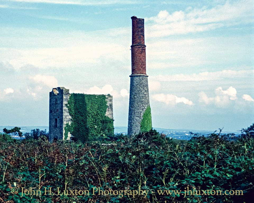 Great Work Mine, Cornwall - August 21, 1980