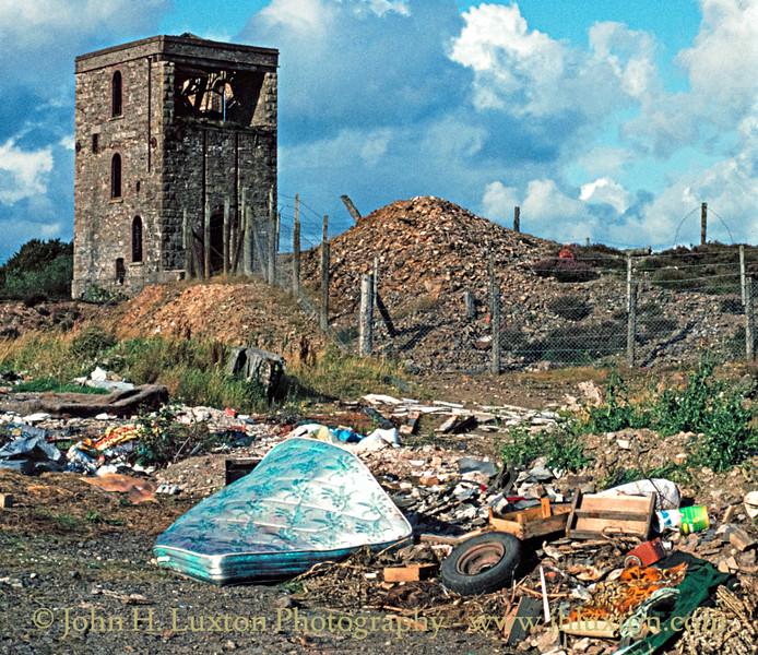 Hingston Down Consols, Gunnislake, Cornwall - September 08, 1982.
